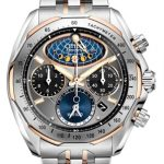 MOON PHASE FLYBACK CHRONO