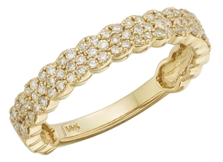 Gold and diamond merkur