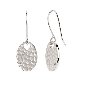 DIVA DIAMOND DANGLE EARRINGS