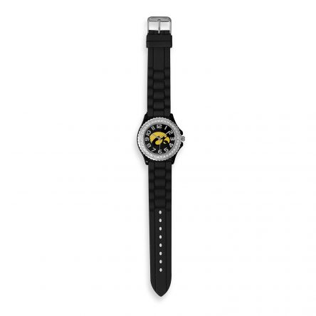 LADIES FASHION U OF IOWA WATCH
