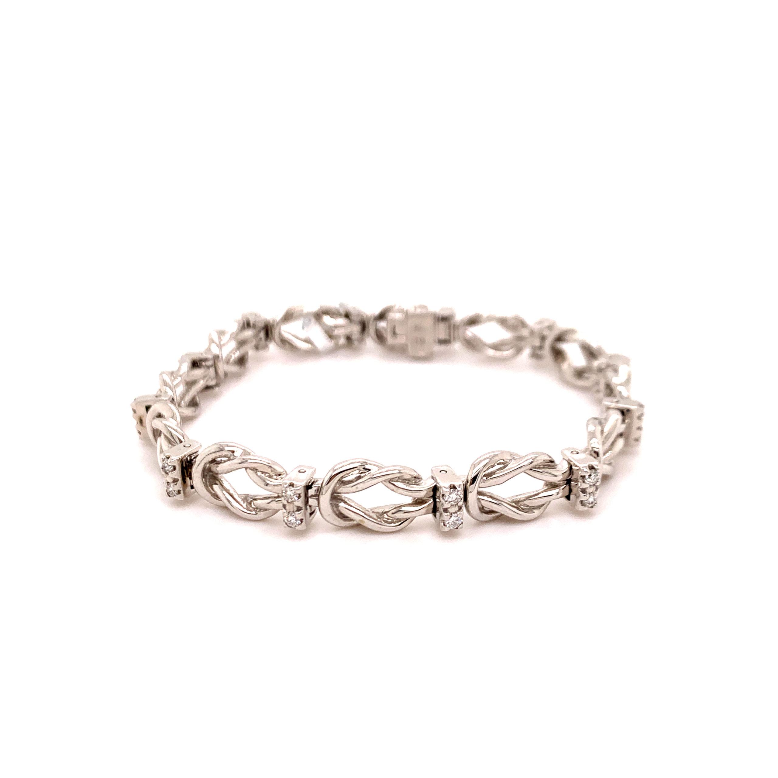 Diamond Tennis Bracelet Herteen And Stocker Jewelers